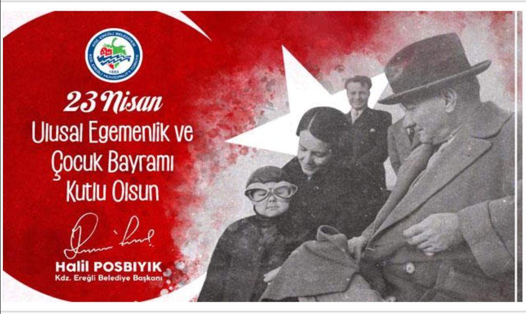 Başkan Posbıyık'tan kutlama…